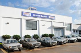 Mercuri diesel center for Bsch oficinas